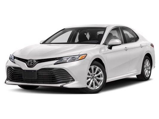 Wyatt Johnson Toyota >> 2018 Toyota Camry L