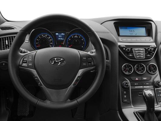 Genesis Coupe 2016 >> 2016 Hyundai Genesis Coupe 3 8